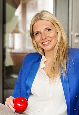 LEA-SOPHIE CRAMER<br /> CEO AMORELIE